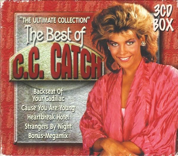 C.C. Catch - The Best Of C.C. Catch (2000)