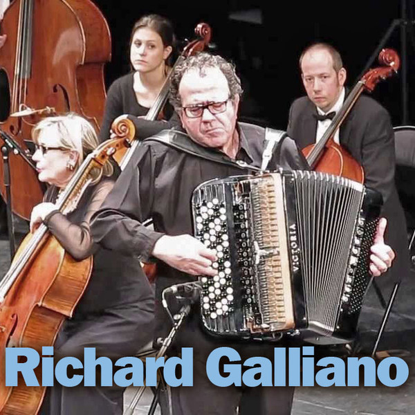 Richard Galliano - classical accordion